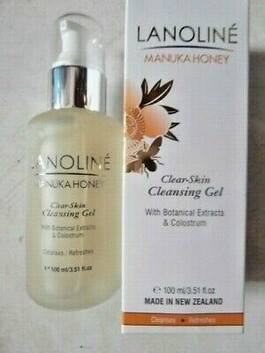 Lanoline / Manuka Honey Cleansing Gel