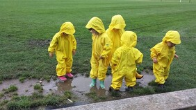 Splashy Gear - One Piece Rain Suits