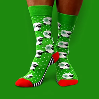 Retro Sheep socks