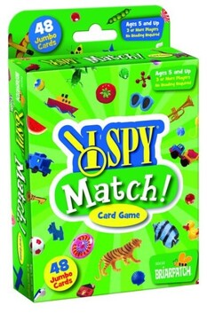 I Spy Card Game / Match
