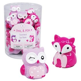 Fox or Owl Lip Gloss