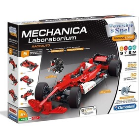 Mechanics Laboratory - Race Car