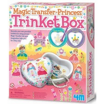 Magic Transfer Princess Trinket Box