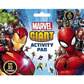 Giant Activity Pad - Marvel