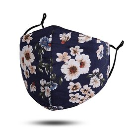Fashion - Masks - Floral Print