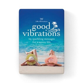 Affirmation Boxed Cards / Good Vibrations