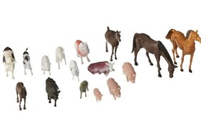 Miniture Farm Animals