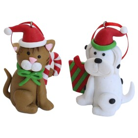 Cat or Dog Ornaments