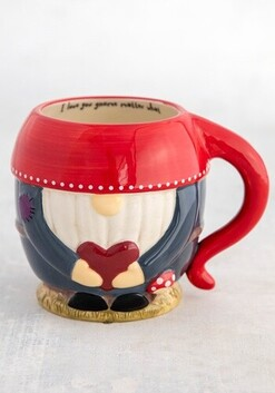 Ceramic Mug - Love You Gnome Matter What