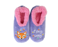 Slippers - Slumbies - Foxy Lady