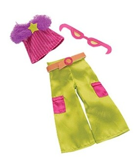 Dolls Clothes - Neon and On