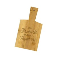 Snack Chopping Board - Good Friends
