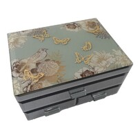 Jewellery Box - Vintage Gold - Large