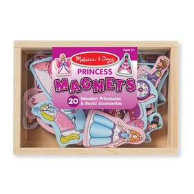 Melissa and Doug - Princess Wooden Magnets
