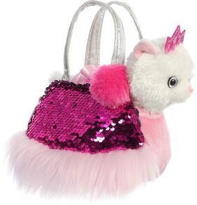 Fancy Pals Pet Carrier - Princess Shimmer Kitty