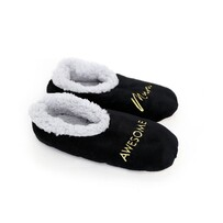Slippers - Slumbies - Awesome Mum