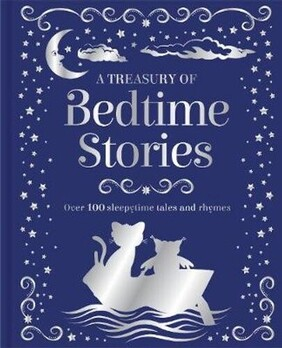A Treasury of Bedtime Stories 100 Tales