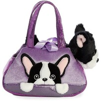 Fancy Pals Pet Carrier - French Bulldog