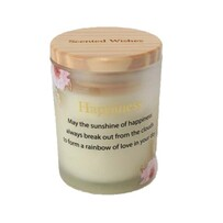 Scented Wishes Candles - Happiness
