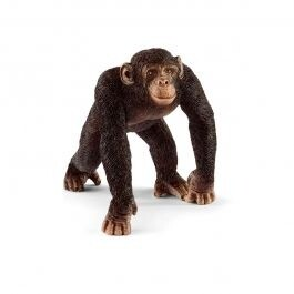 Schleich Collectables - Chimpanzee Male