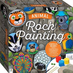 Rock Painting - Animals