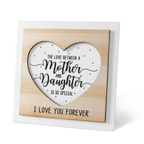 Photo Frame - Mother & Daughter Love