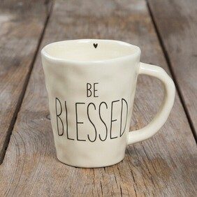 Ceramic Mug - Be Blessed