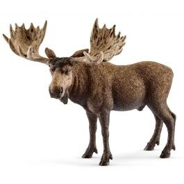 Schleich Collectables - Moose Bull