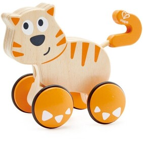 Hape - Dante Cat Pull Along