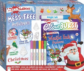 Mess-Free Activity Kit Christmas