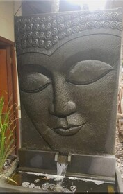 Happy Buddha Water Feature 180cm