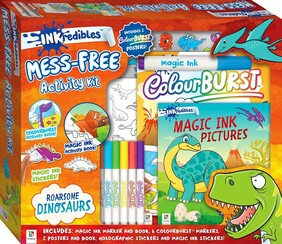 Mess-Free Activity Kit - Roarsome Dinosaurs