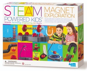 Steam Powered Kids - Magnet Exploration