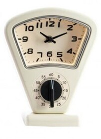 Table Clock with Timer