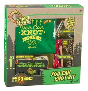 Outdoor Discovery - You Can Knot Kit