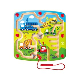 Hape - Construction & Number Maze
