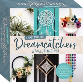 Create Your Own Dreamcatchers & Wall Hangings