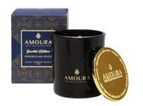 Amoura Fragrant Candles - Moroccan Spice