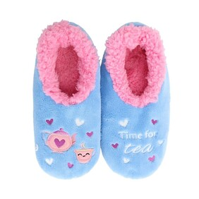 Slippers - Slumbies - Time For Tea