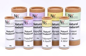 No. 8 Essentials Natural Deodorant 85gm