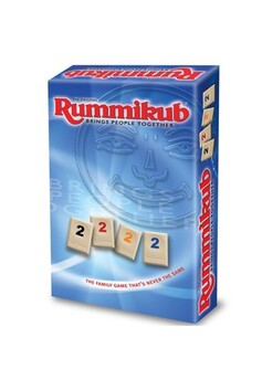 Rummikub - Original Numbers Travel Pack