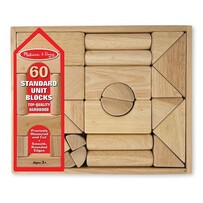 Building Blocks 44pc - Large Standard